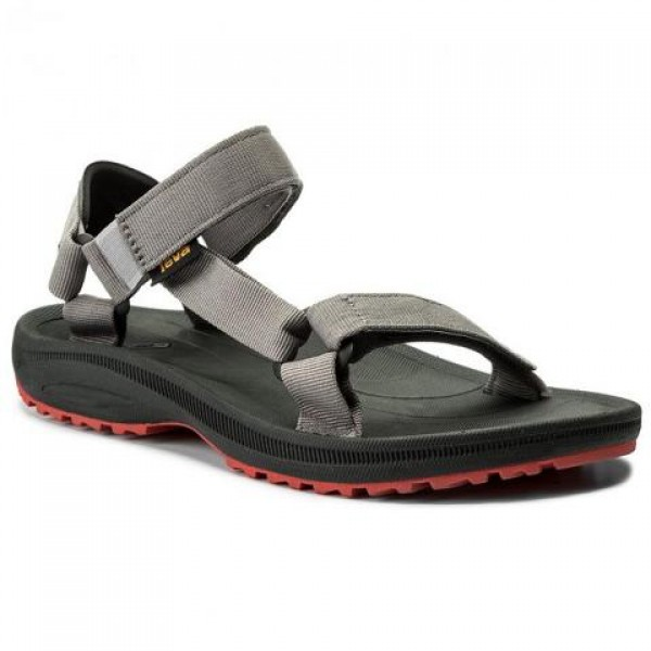 Teva - M Winsted Solid Black/Red