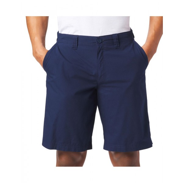 Columbia - Washed Out Short Collegiate Navy