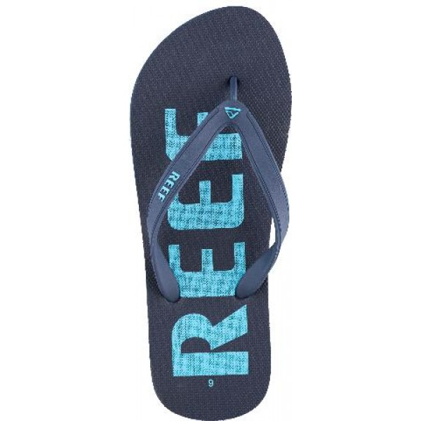 Reef - SwitchFoot Prints Blue Word