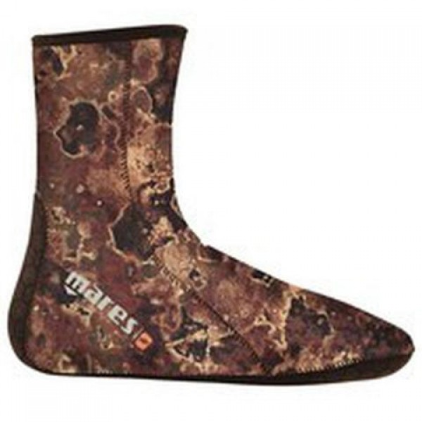 Mares - Καλτσάκια Camo Brown 30 Open Cell 3mm...