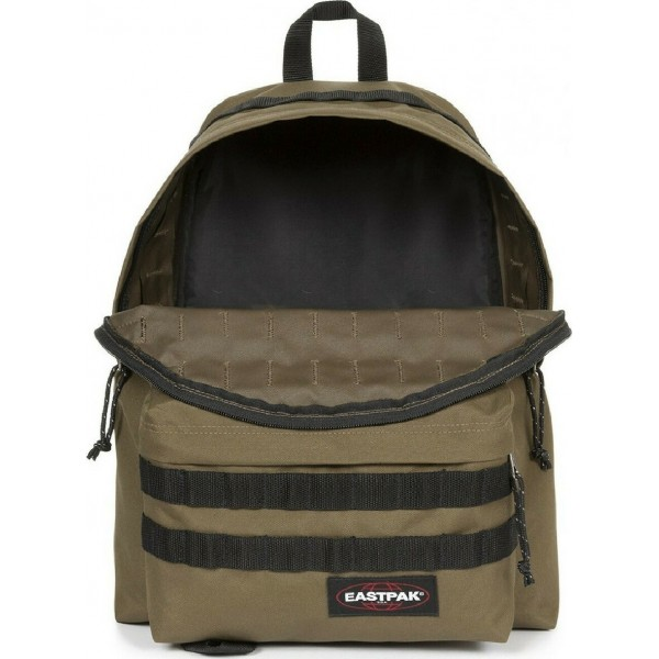 Eastpak - PADDED PAK'R Strapped Army Olive