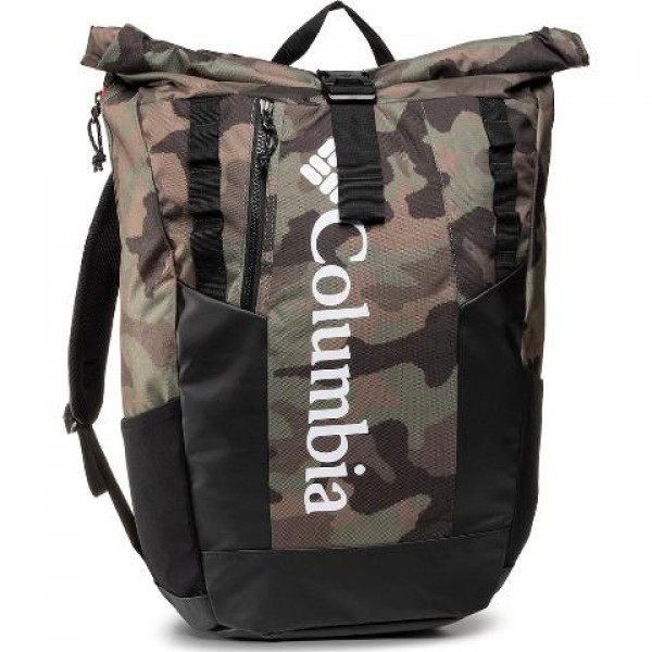 Columbia - Convey Rolltop Daypack 25L Camouflage