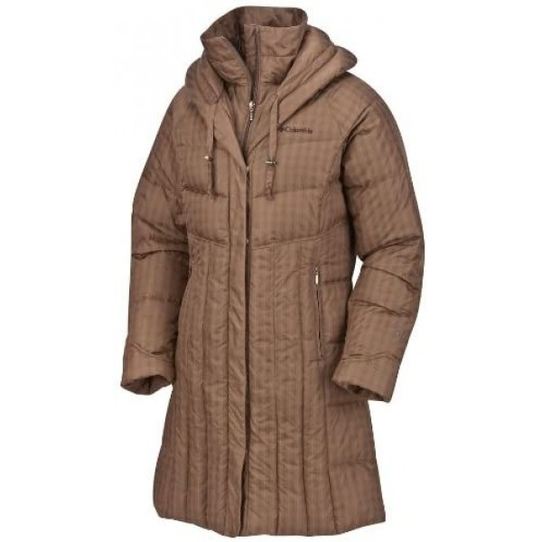 Columbia - Luxey Bliss Mid-Length Down Jacket