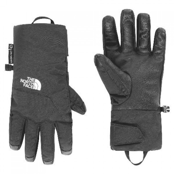 The North Face -  Guardian Etip Gloves Tnf black