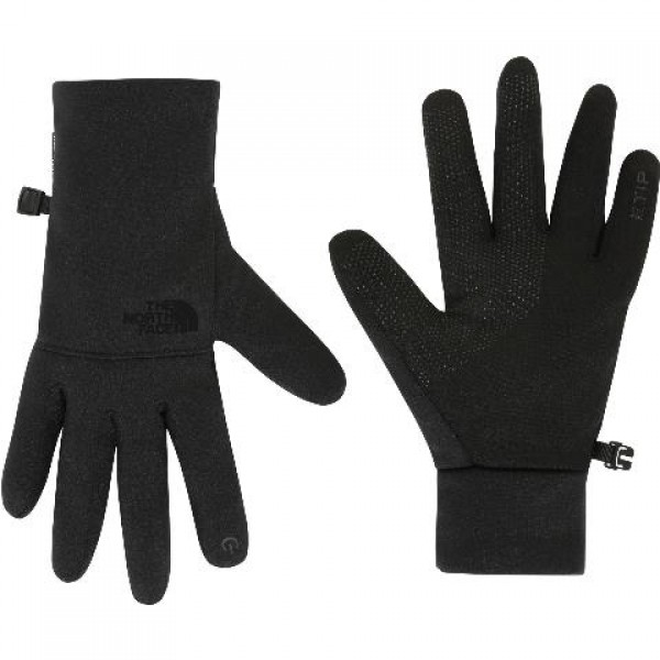 The North Face - Etip Recycled Gloves TNF Black