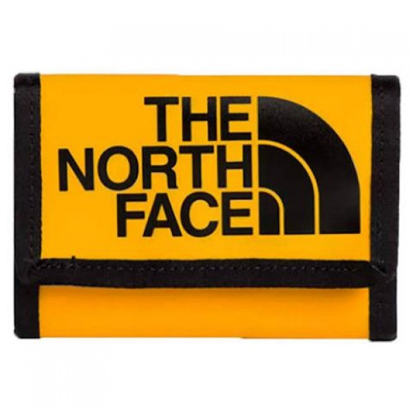The North Face - Base Camp Wallet Tnf Yellow/Tnf B...